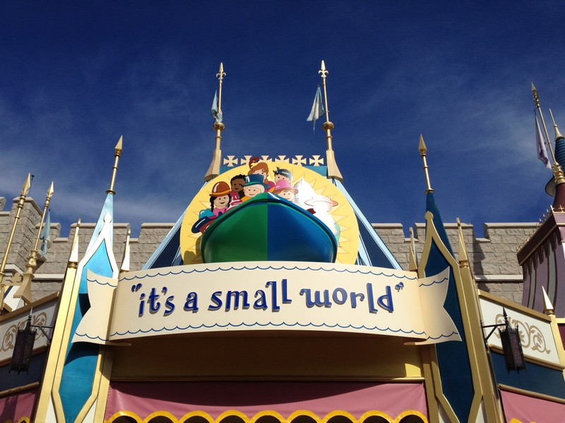 'it's a small world' Closing For Three-Week Refurbishment Later This Summer