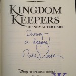 Kingdom Keepers Pearson