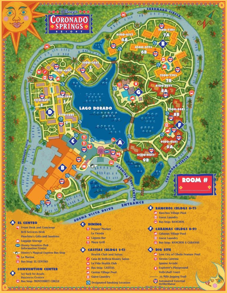 Disney S Coronado Springs Resort Doctor Disney