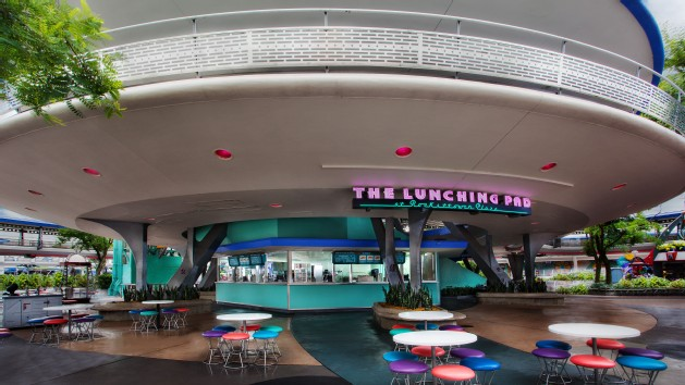 The Lunching Pad Disney