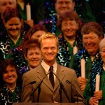 Neil Patrick Harris added to celebrity narrator line-up for Epcot's Candlelight Processional 2013