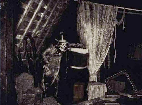 Doctor Disney Explains The Tale Of The Hatbox Ghost From The