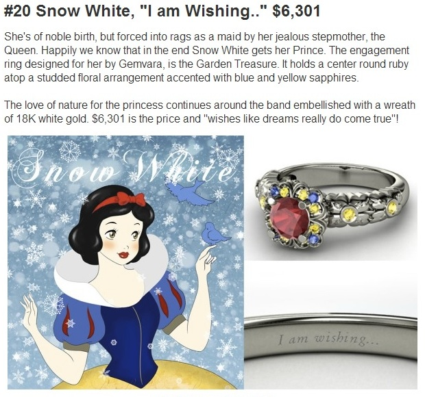 disney engagement rings which one is right for you