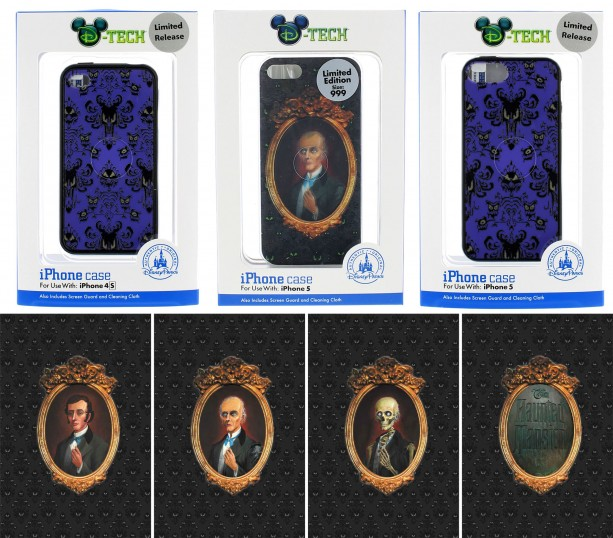 save off ea6a6 4f865 New Haunted Mansion merchandise coming to Disney Parks on both ...