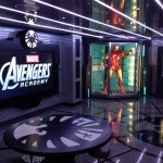 A look inside the Avengers Academy on board the reimagined Disney Magic