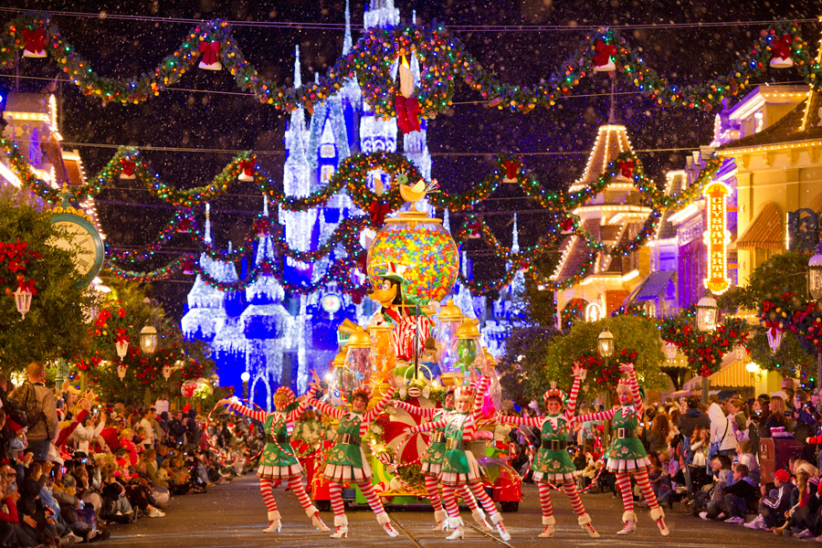 Disney Christmas Party Ideas Part - 25: Mickeyu0027s Very Merry Christmas Party