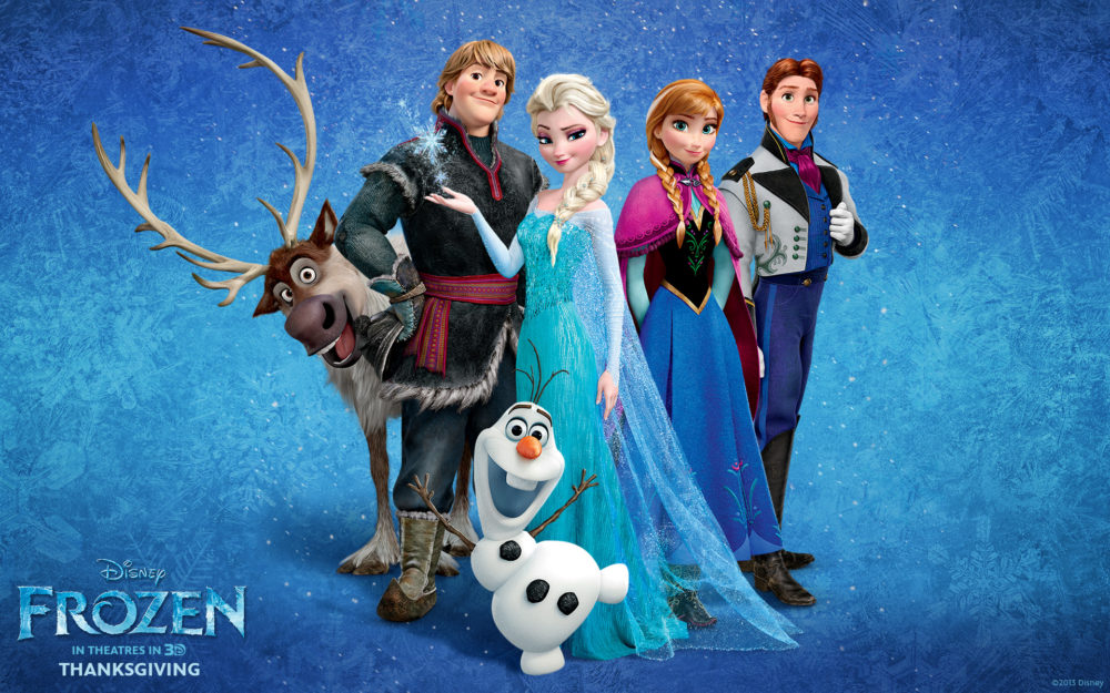 Disney's 'Frozen' headed to Broadway – More clues that a theme ...