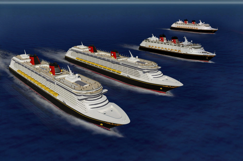 Disney Cruise Line Ships Receive Numerous Awards And Recognition - What are cruise ships