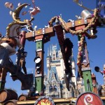 Video of the Debut of the Disney 'Festival of Fantasy' Parade at the Magic Kingdom