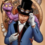 Marvel reveals first artwork for Disney comic book featuring Figment, Dreamfinder