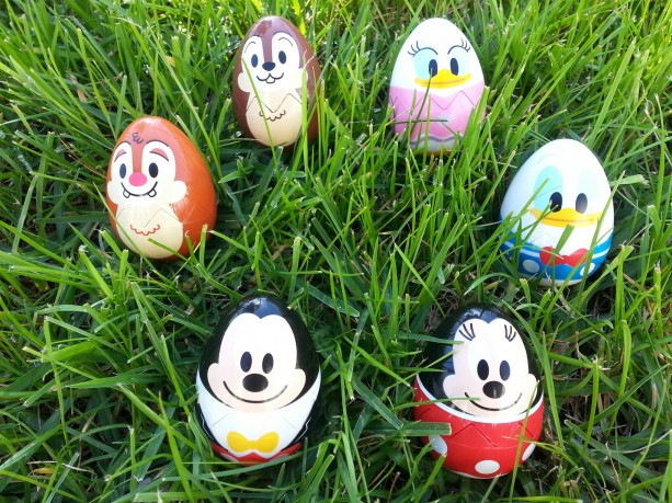Disney character Easter Egg Hunt
