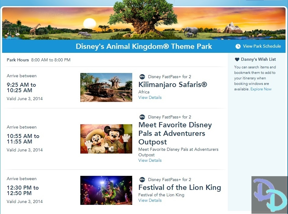 Fastpass Now Available For Festival Of The Lion King Show Times