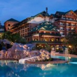 Feature Pool At Disney's Wilderness Lodge Closing For Long Refurb Later This Year