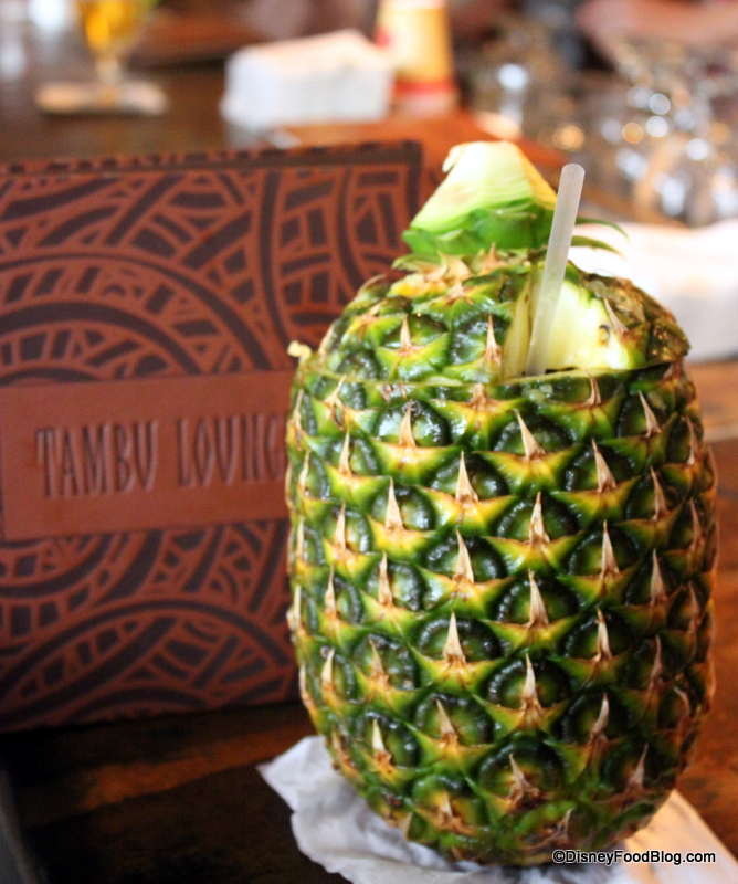 Lapu Lapu Drink Disney Recipe