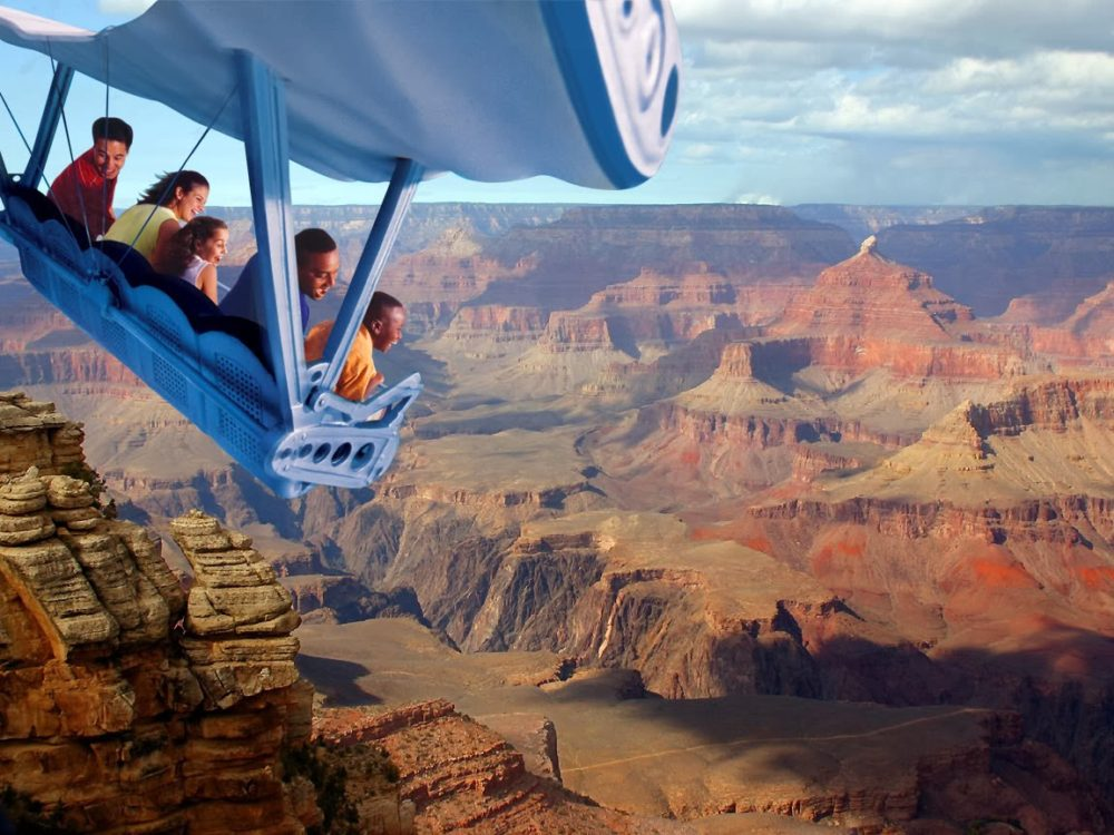 Experience The Original Soarin' At Epcot And Disney California Adventure One Last Time