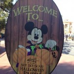 Halloween Night for Mickey's Not So Scary Halloween Party Sold Out Already