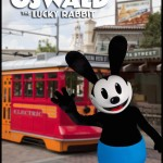 Oswald the Lucky Rabbit To Appear at Disney California Adventure In Mid-September