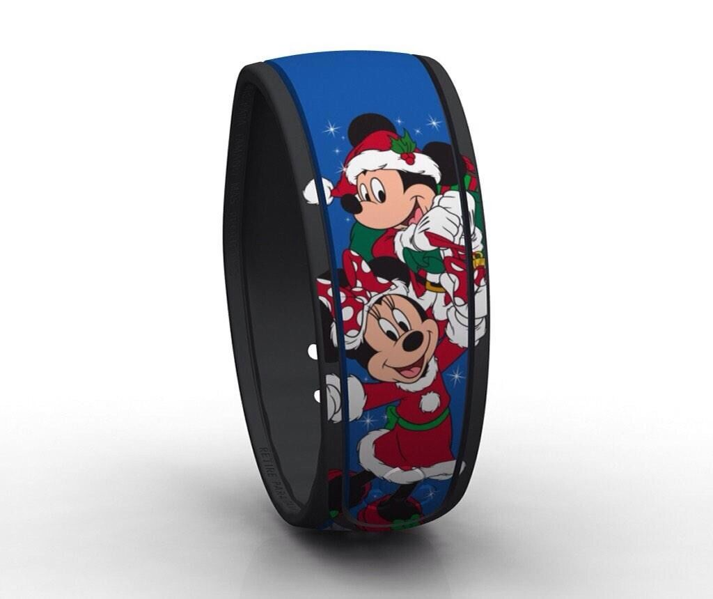 New MagicBands Coming For Christmas - Mickey and Minnie, Olaf ...