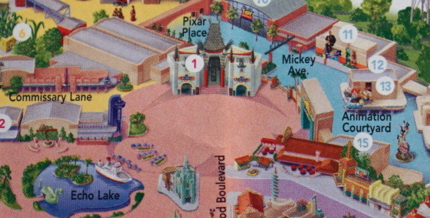 New Walt Disney World Map Has Something Missing From Disney\'s ...