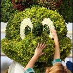 First Look And Behind The Scenes With New Topiaries At The 2015 Epcot Flower And Garden Festival