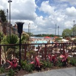 Photo Tour Of Main Pool Now Open At Disney's Polynesian Village Resort