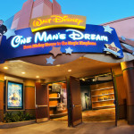Walt Disney's Desk And Office Removed From One Man's Dream At DHS