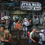 New Details On Star Wars Land At Disney's Hollywood Studios And Disneyland – Location Of Star Wars Launch Bay