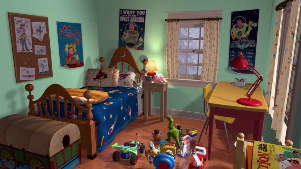 Magic Kingdom Andys Room Rumor Details And Theories