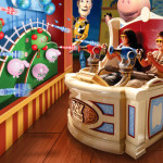 Toy Story Mania's Third Track At DHS May Open Way Ahead Of Schedule