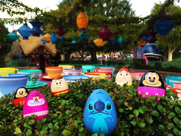 Egg-Stravaganza Returning To Disney Parks In March 2016 – Surprises To Be Had