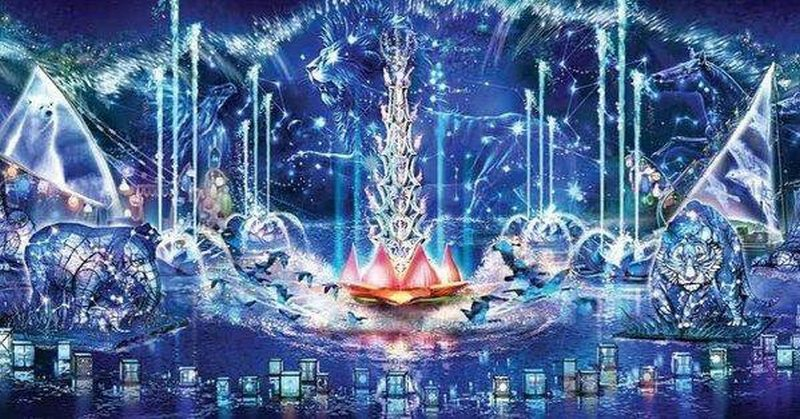 "Beautiful New Concept Art Released For 'Rivers Of Light"" Nighttime Show Coming To Disney's Animal Kingdom"
