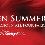 New 'Awaken Summer' Discount Released For Walt Disney World With Graphic MagicBand Offer
