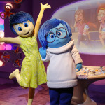 Joy And Sadness From Pixar's 'Inside Out' Are Heading To Epcot Character Spot