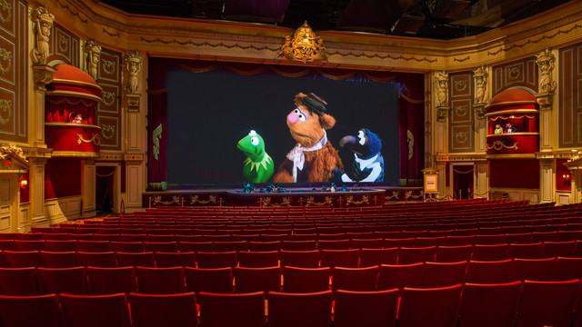Muppets-Themed Restaurant Called 'Pizza Rizzo' Reportedly Coming To Disney's Hollywood Studios