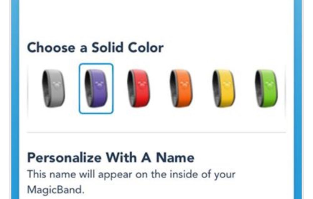 Magic Band Colors 28 Images 102 Best Images About