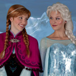 Anna And Elsa Possibly Leaving Magic Kingdom Once Epcot Meet-And-Greet Opens