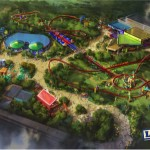 Names Revealed For Attractions And First Look Inside Toy Story Land At Disney's Hollywood Studios
