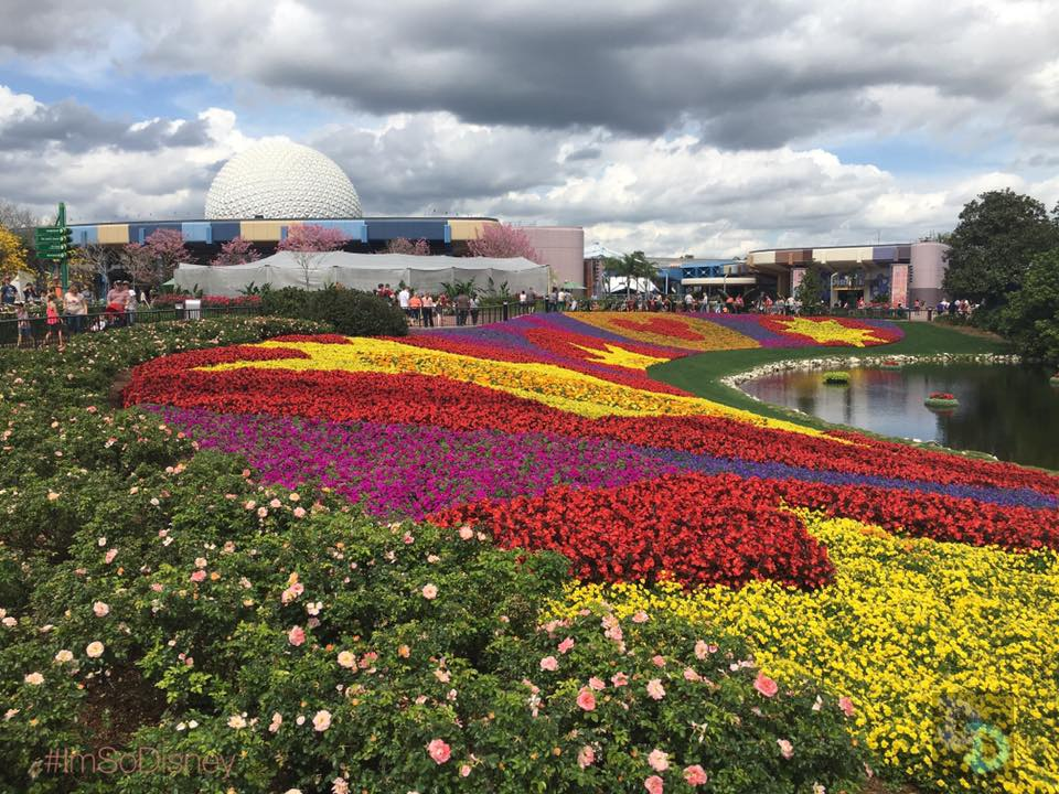 Dates Revealed For 2017 Epcot International Flower And Garden