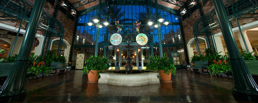 Food Court At Port Orleans French Quarter Closing Soon For Long Refurbishment