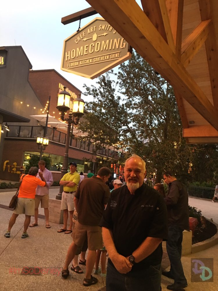 Chef Art Smith's Homecoming At Disney Springs Now Set Up ...
