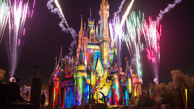 Celebrate The Magic Not Showing At Magic Kingdom For Almost All Of August