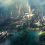 Disney Releases Concept Art For Star Wars Land In Disneyland