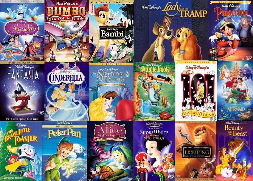 Kids Movies To Watch High