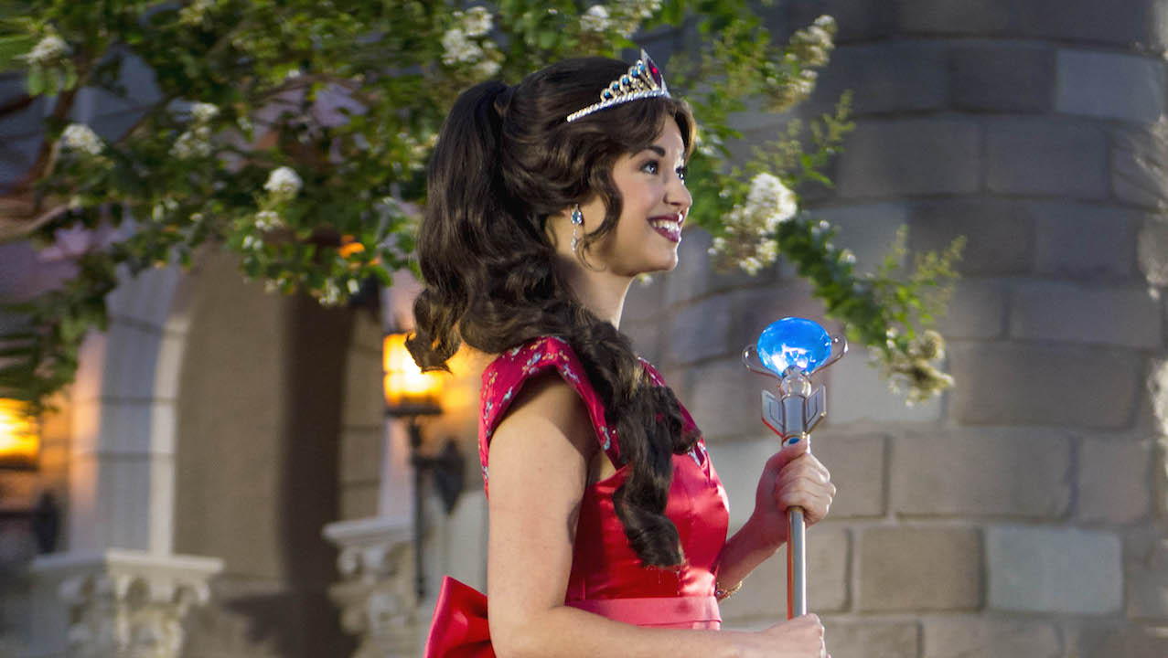 Princess Elena Of Avalors Royal Welcome Extended At Magic Kingdom