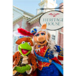 Possible Start Date In Place For 'The Muppets Present Great Moments In American History' At Magic Kingdom