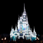 'Frozen Holiday Wish' Will Light Cinderella Castle At Magic Kingdom Beginning November 2