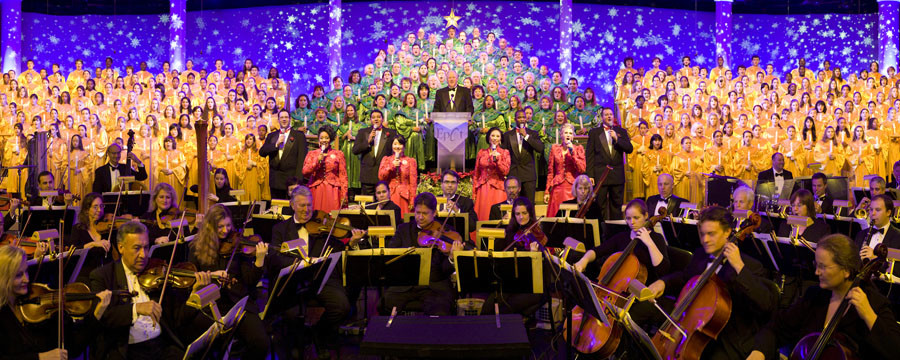 More Names Added To Celebrity Narrator List For Epcot's Candlelight Processional