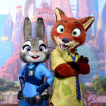 Judy Hopps And Nick Wilde Meet-And-Greet Reportedly To Debut In WDW At Mickey's Very Merry Christmas Party