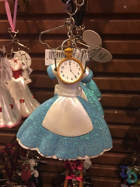 New disney character costume christmas ornaments arrive at