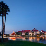 Private Water Service Taxi Available At Disney's Grand Floridian Resort